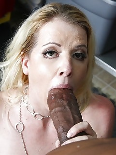 BBC MILF Porn Pics